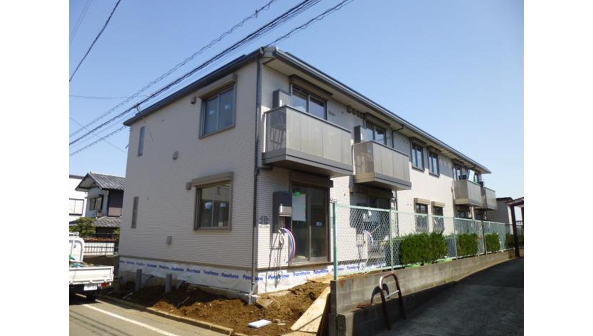 Boasorte Okusawa(ボアソルチ奥沢)の外観
