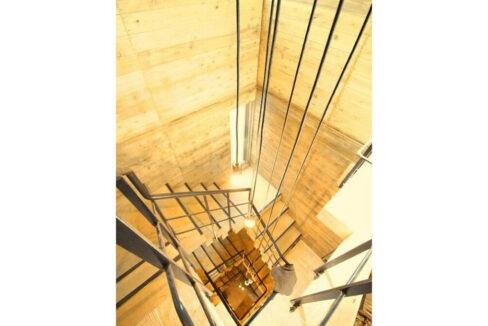 Bon Marche Oimachi(ボン・マルシェ・オオイマチ)の階段