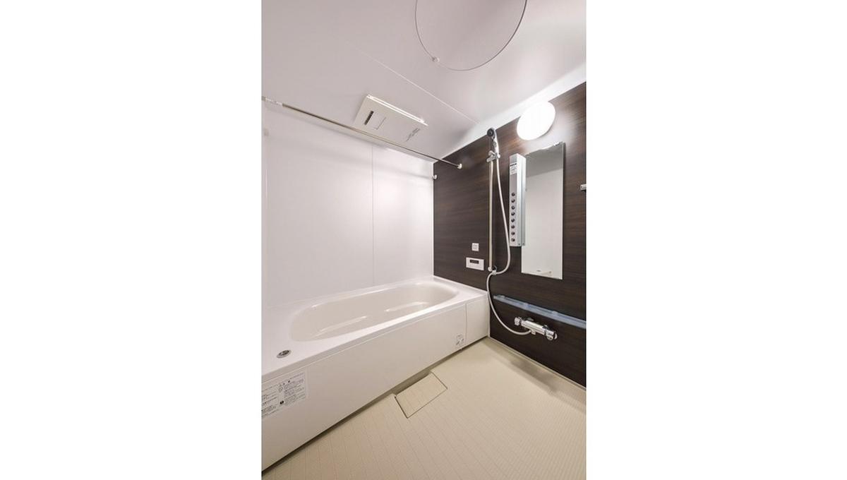 ボヌールREIWAのバスルーム