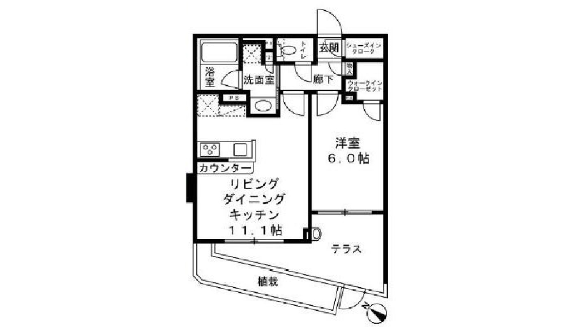 brilliant-court-nishiooi-floor-plan-104