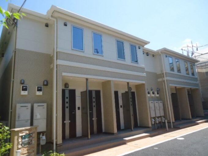 Charme maison上池台(カミイケダイ)の外観