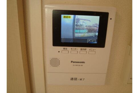 Charme maison上池台(カミイケダイ)のセキュリティ