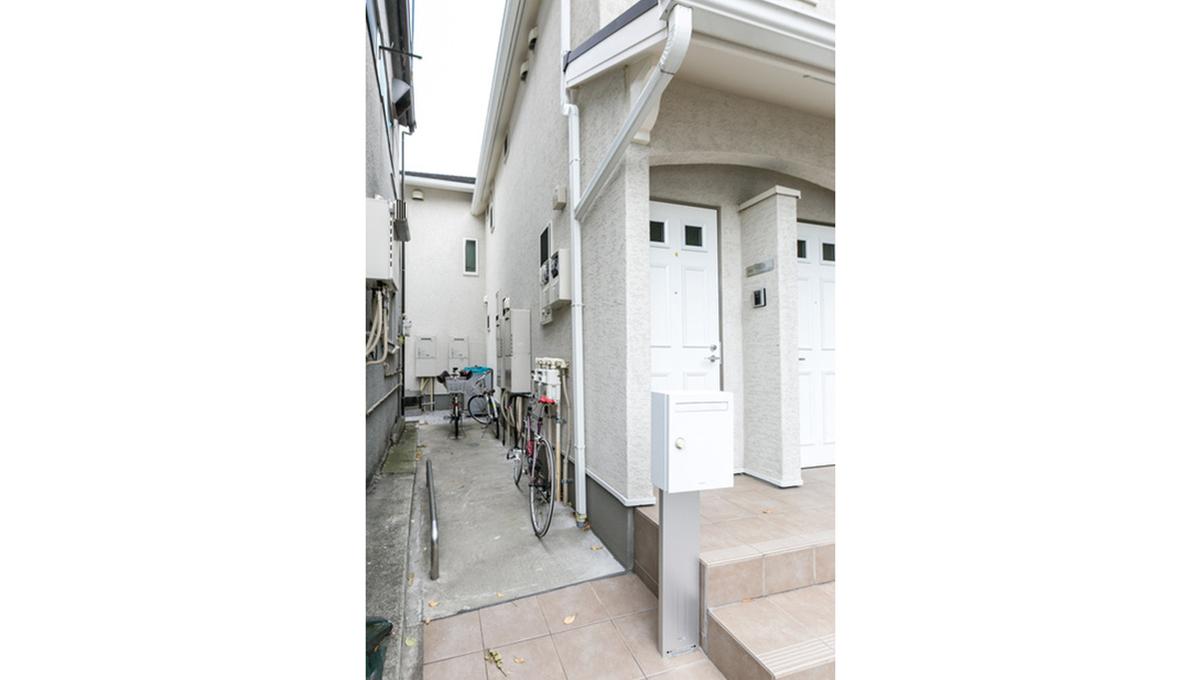 comodia-misuzu-bycycle-parking