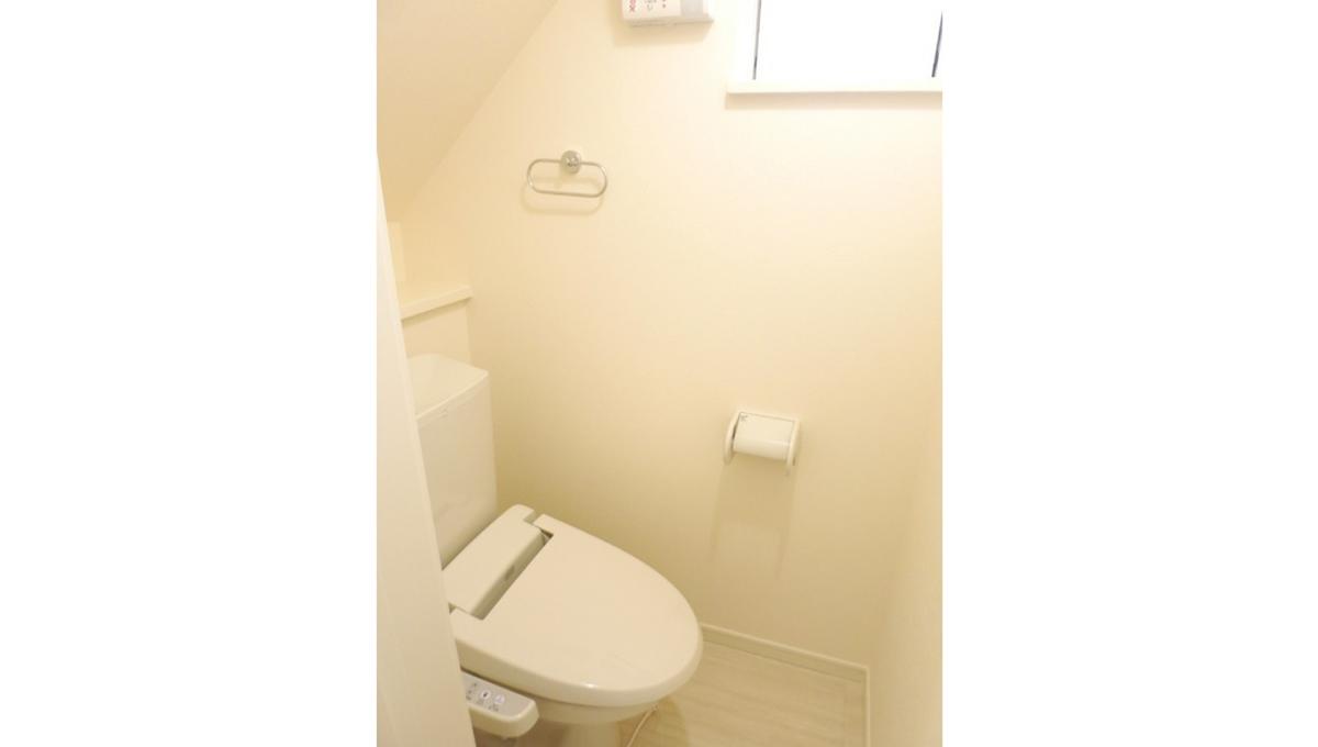 Comodia Misuzu(コモディアミスズ)のウォシュレット付トイレ