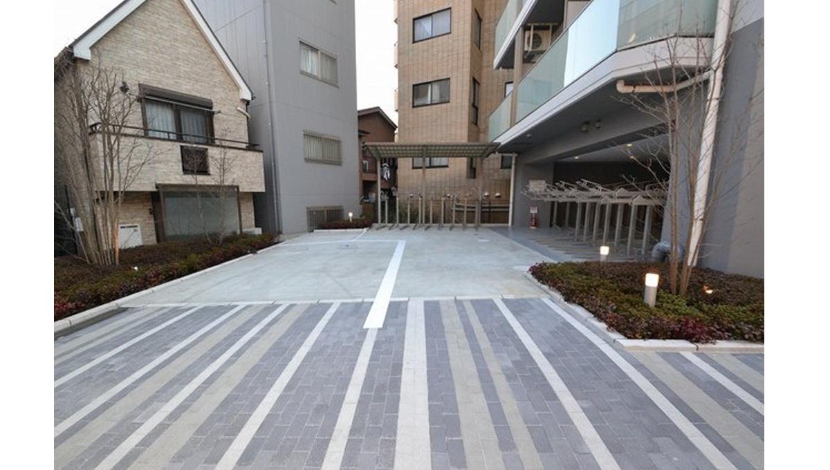 ダイヤモンドタワー西小山(ニシコヤマ)の駐車場