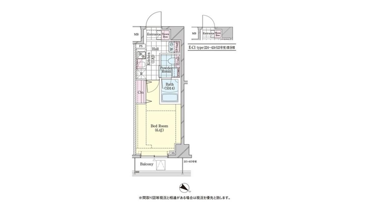 dimus-togoshikoen-floor-plan