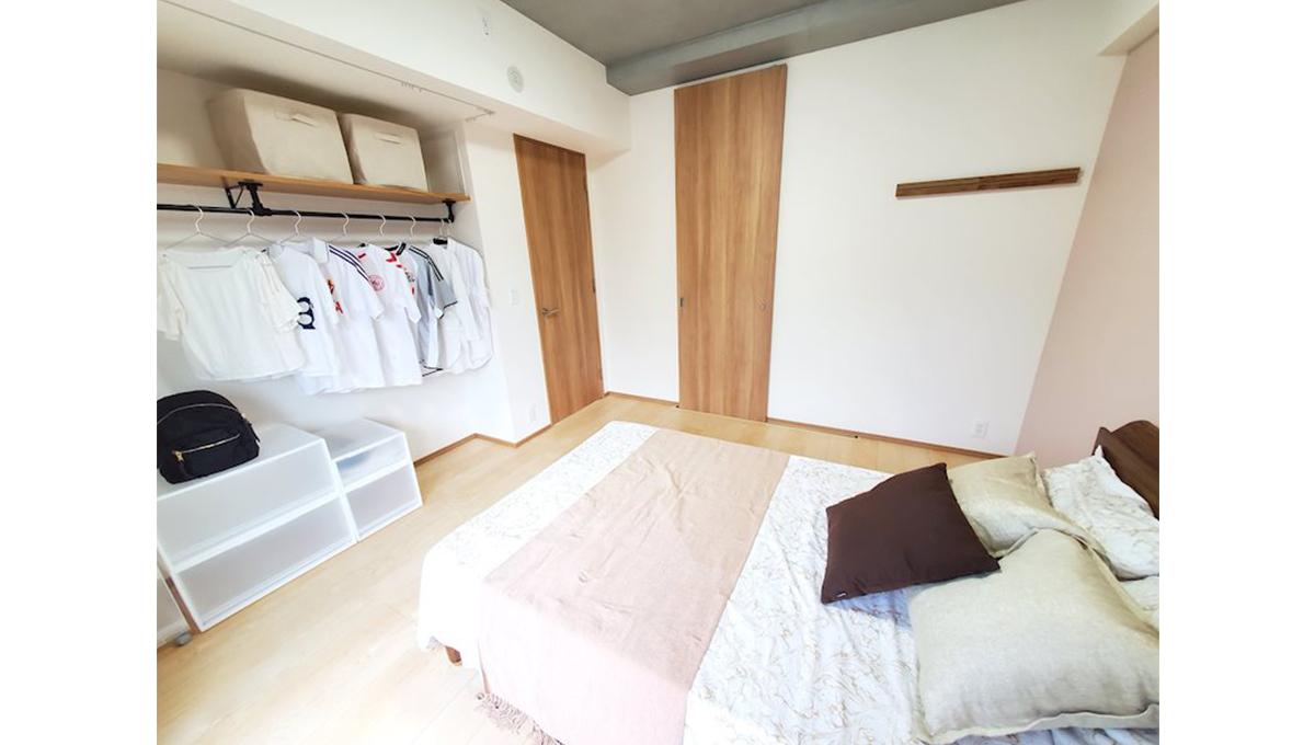 ドミールDuo自由が丘(ジユウガオカ)のベッドルーム