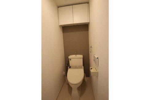 D'sVARIE上池台レジデンス(カミイケダイ)のウォシュレット付トイレ
