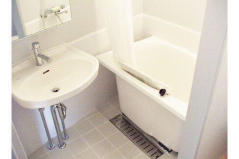 DUO COURT大井(デュオ コート オオイ)のバスルーム