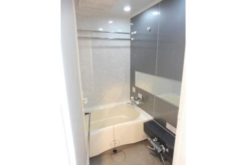 エルカスティージョ ムサシのバスルーム