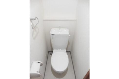 エルカスティージョ ムサシのトイレ