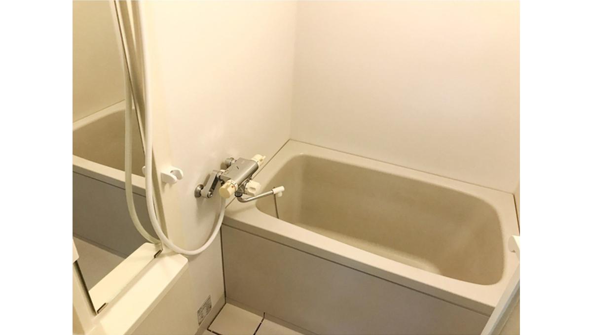 エストレーラのバスルーム