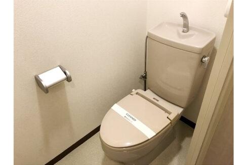 エストレーラのトイレ