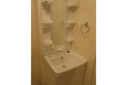 ファミールコガの独立洗面化粧台