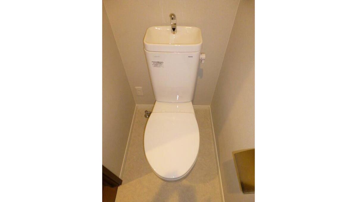 フィーノ桜山(サクラヤマ)のトイレ