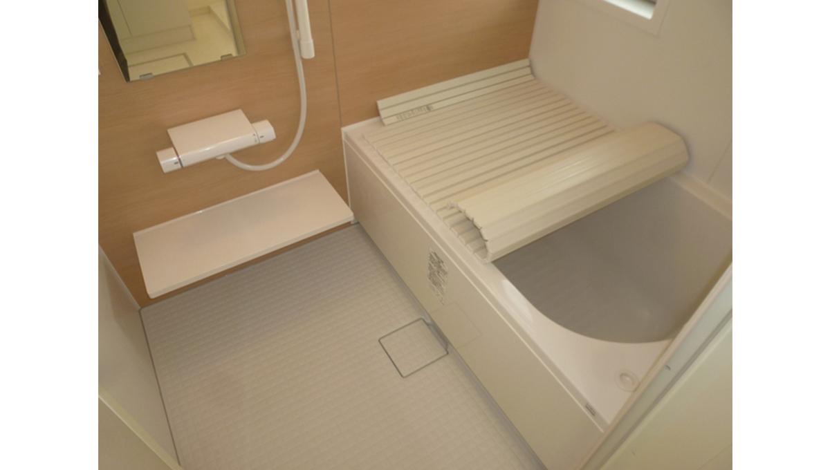 フローラパルのバスルーム