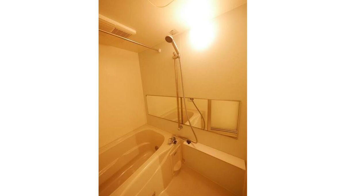 フロレスタ洗足(センゾク)のバスルーム