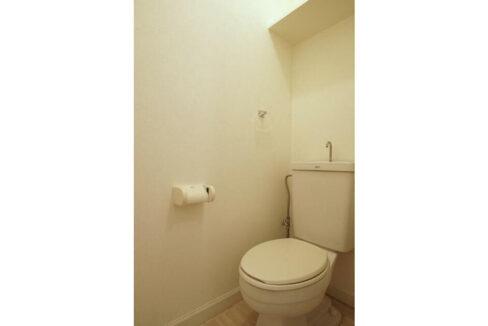 ForestHillMillcreek(フォレストヒルミルクリーク)のトイレ