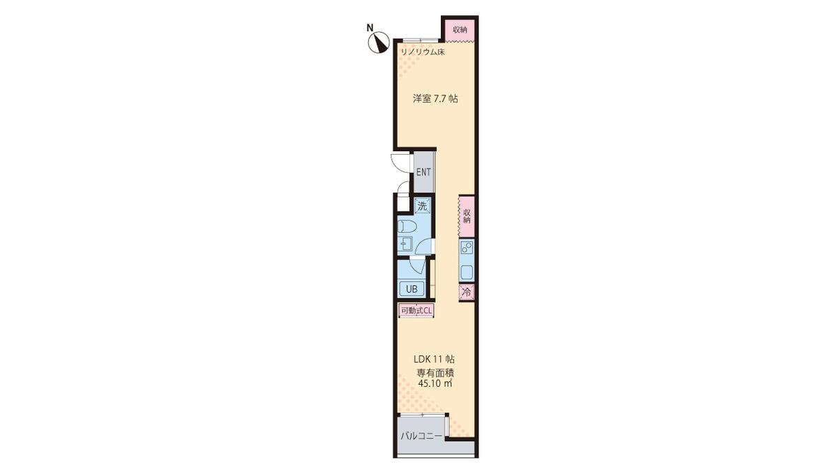 FUTABA HOUSE(フタバハウス)の間取図