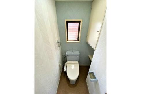 グロリー自由が丘(ジユウガオカ)のウォシュレット付トイレ