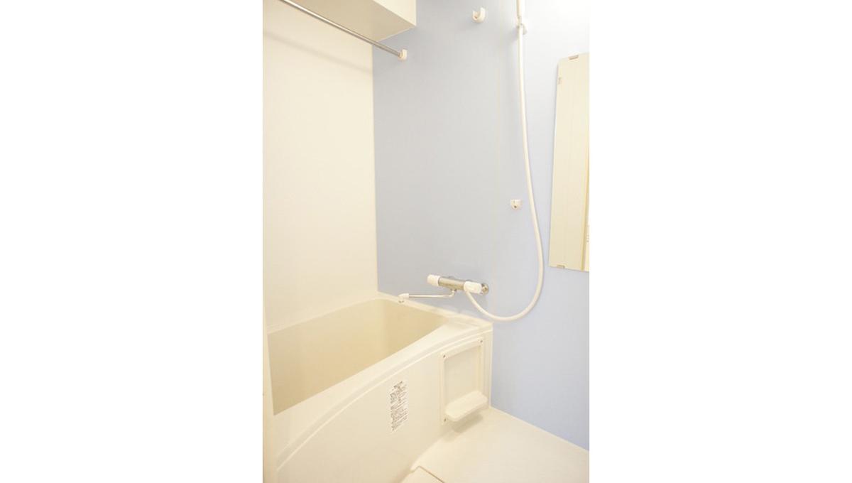 グラース洗足池(センゾクイケ)のバスルーム