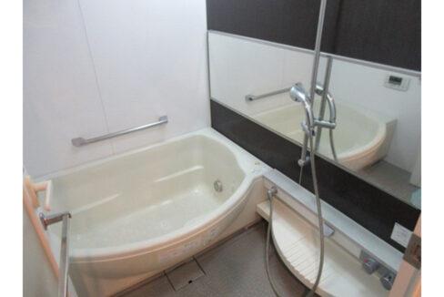 グランフォート洗足池(センゾクイケ)のバスルーム