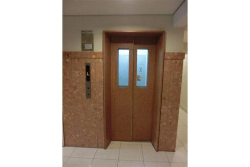 グランウッズ自由が丘(ジユウガオカ)のエレベーター