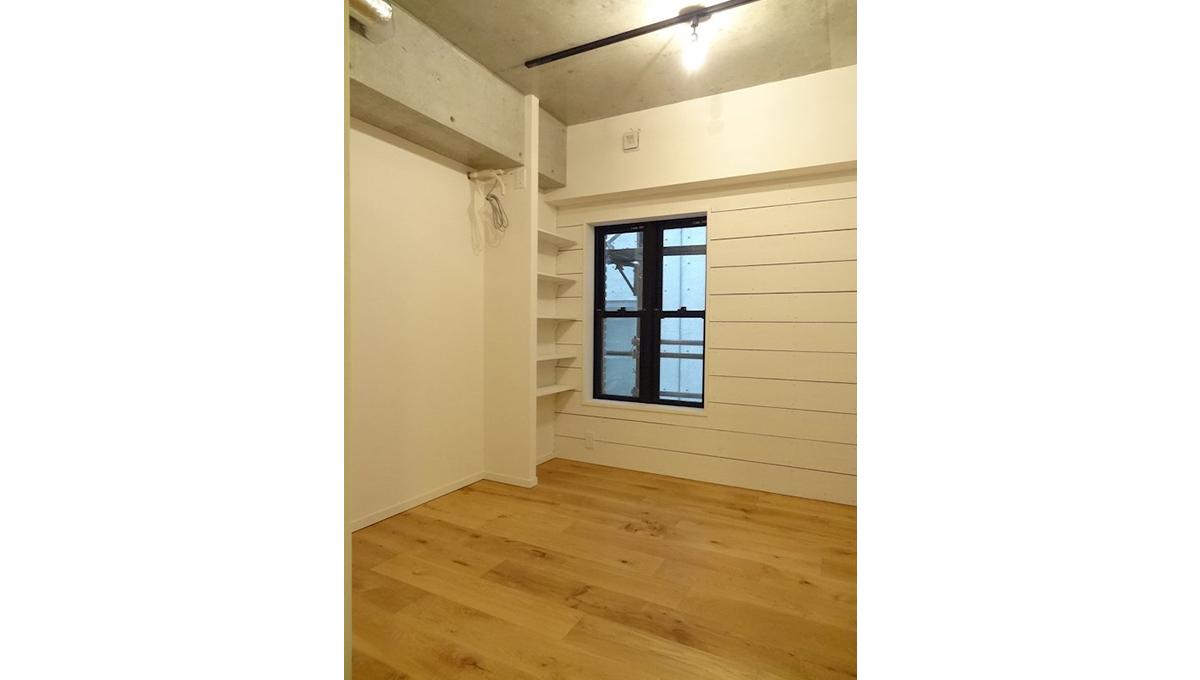 旗ヶ岡アパートメント(ハタガオカ)のベッドルーム