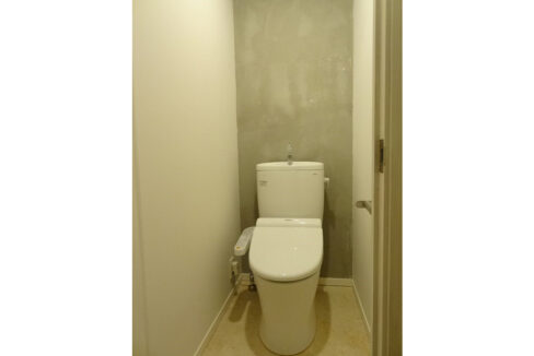 旗ヶ岡アパートメント(ハタガオカ)のウォシュレット付トイレ