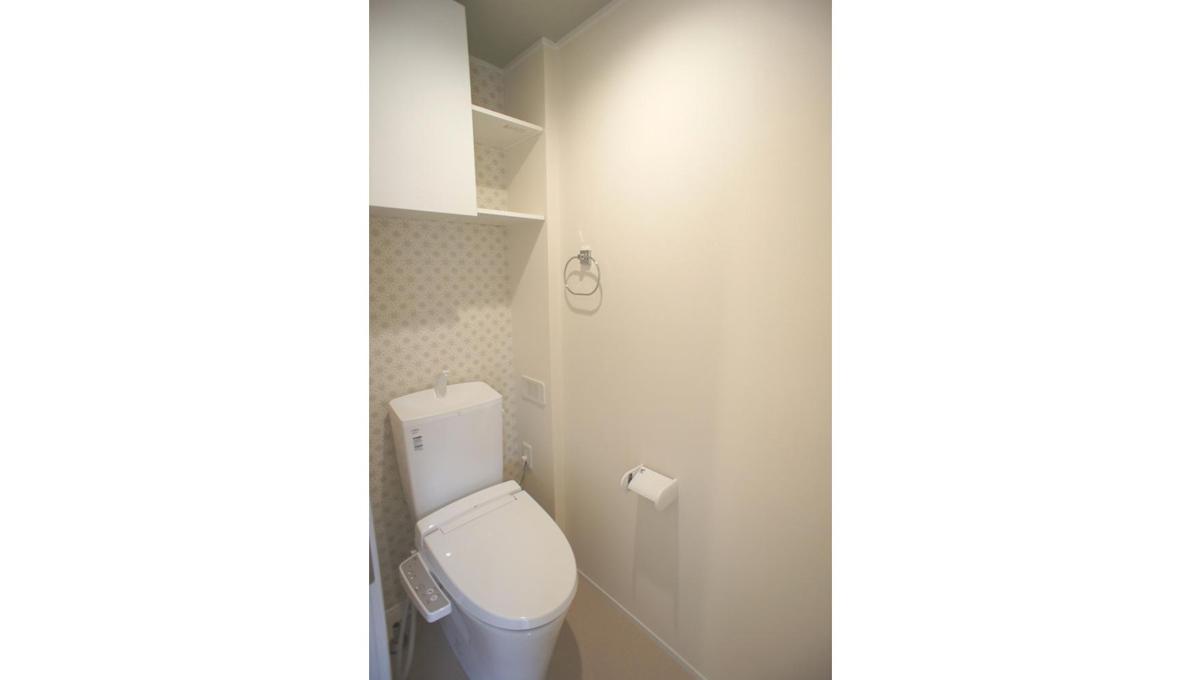 アイ・グランツのウォシュレット付トイレ