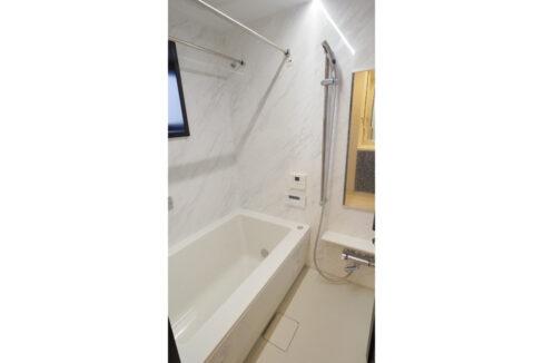 インプレストコア武蔵小山(ムサシコヤマ)のバスルーム
