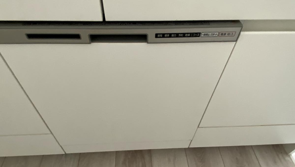 インプレストコア武蔵小山(ムサシコヤマ)の食洗機