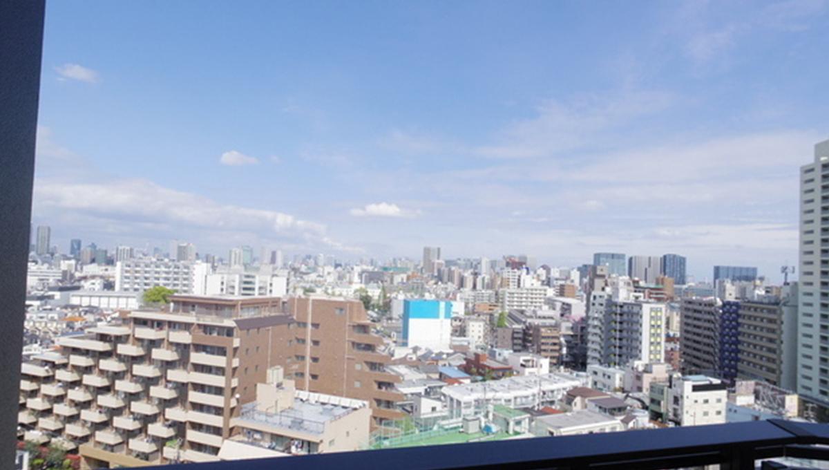 インプレストコア武蔵小山(ムサシコヤマ)の眺望