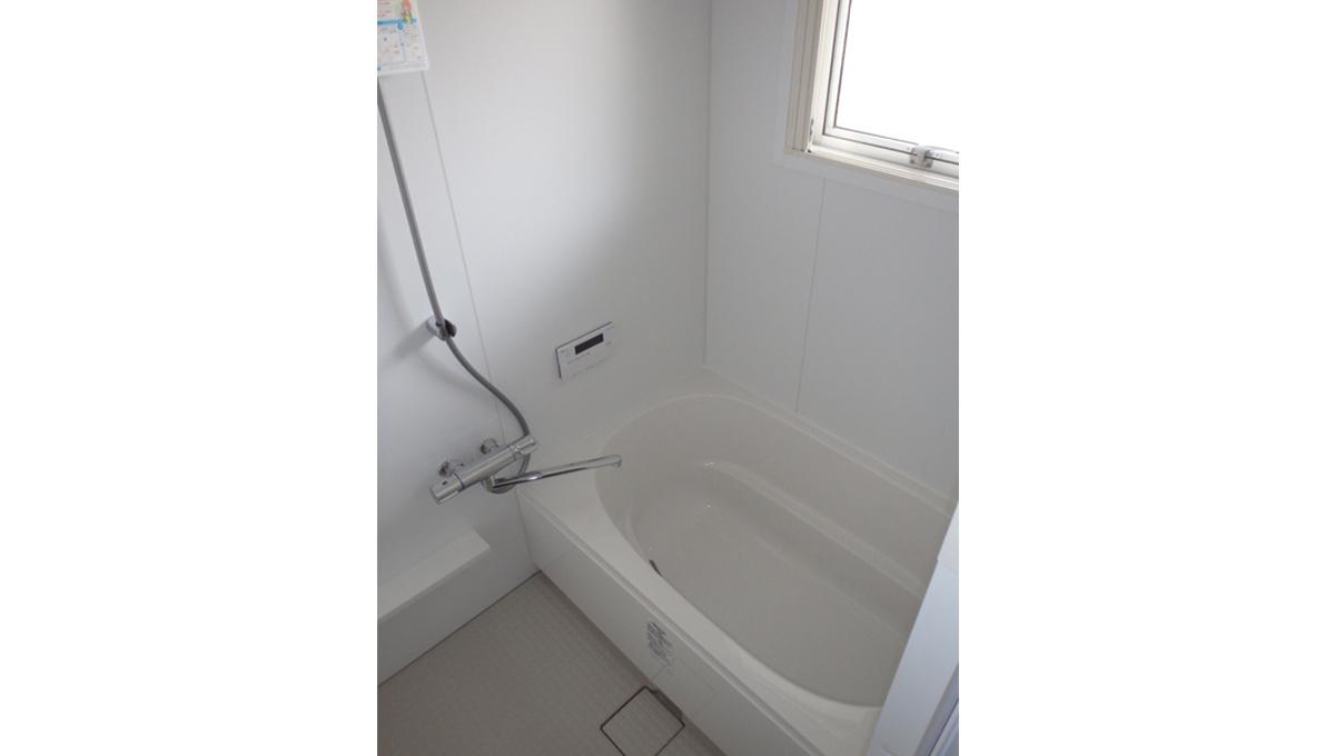 上池台テラス(カミイケダイ)のバスルーム