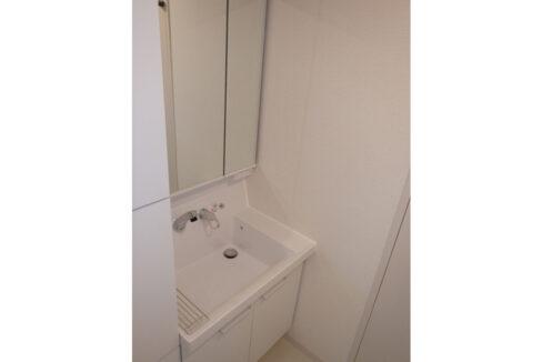 上池台テラス(カミイケダイ)の独立洗面化粧台
