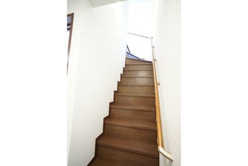 クラインハイムの階段