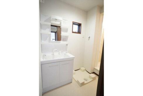 クラインハイムの独立洗面化粧台