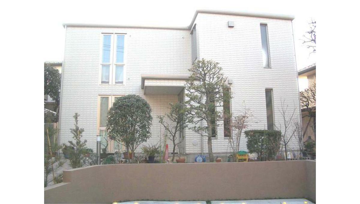 胡桃ガーデン(クルミガーデン)の外観