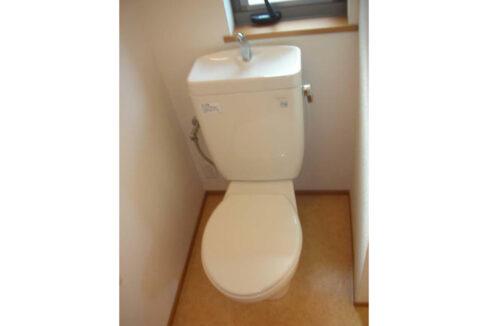 胡桃ガーデン(クルミガーデン)のトイレ