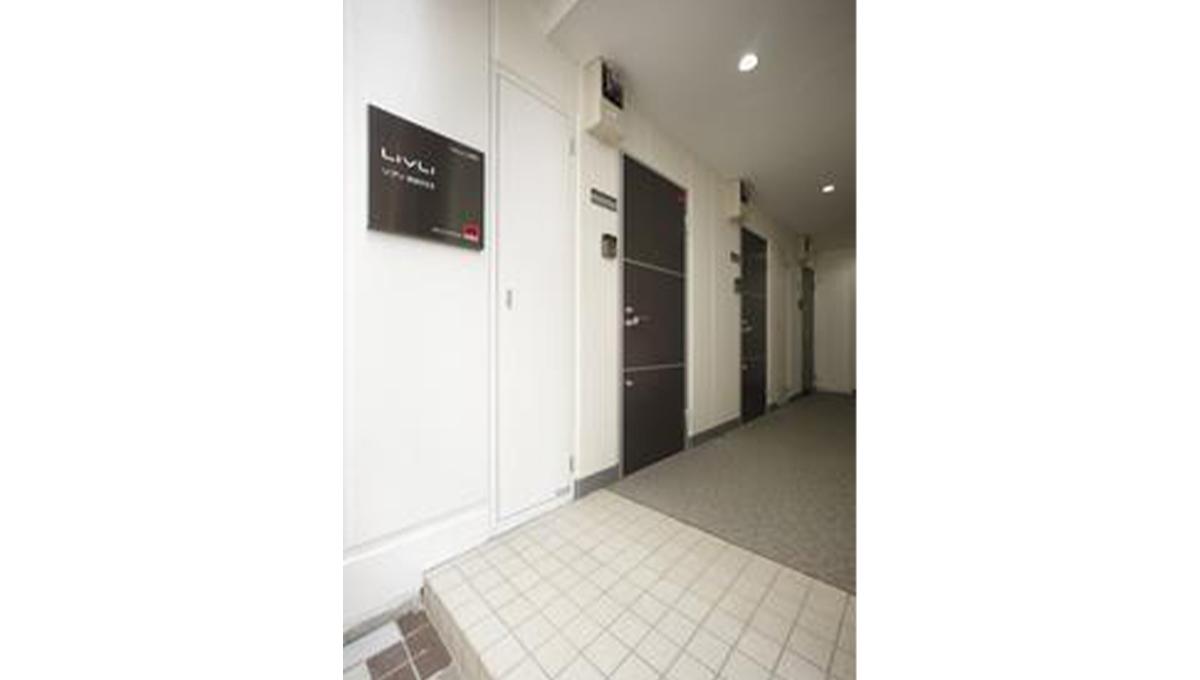 リブリ・自由が丘Ⅱ(ジユウガオカ)の玄関ドア