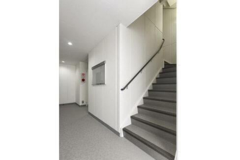 リブリ・自由が丘Ⅱ(ジユウガオカ)の階段です