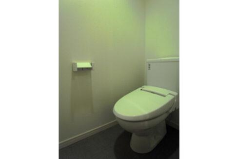 リブリ・自由が丘Ⅱ(ジユウガオカ)のウォシュレット付トイレ