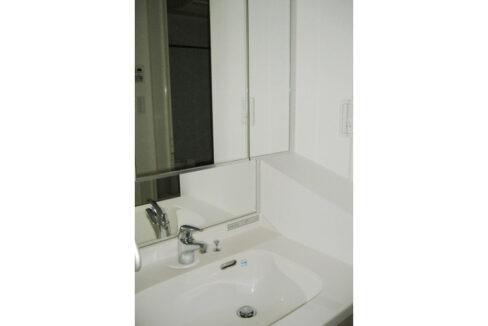 ルース中延(ナカノブ)の独立洗面化粧台