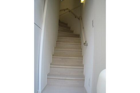 ルミナスウエスト自由が丘(ジユウガオカ)の階段