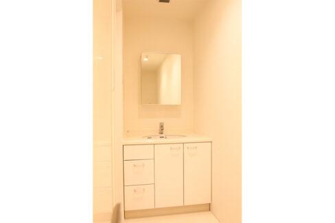 メゾンブランシェの独立洗面化粧台