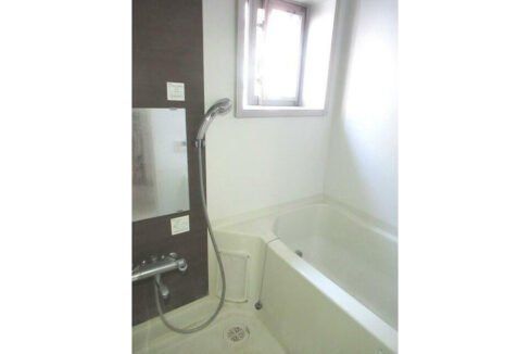 マナミリヨンのバスルーム
