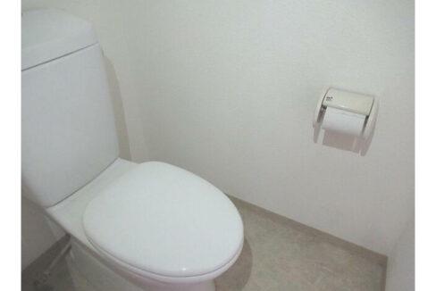 マナミリヨンのトイレ