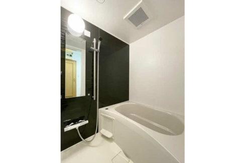 目黒本町マンション(メグロホンチョウ)のバスルーム