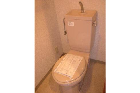 ミレニアム洗足(センゾク)のトイレ