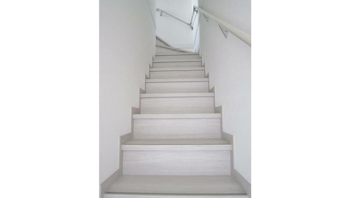 オークビレッジの階段